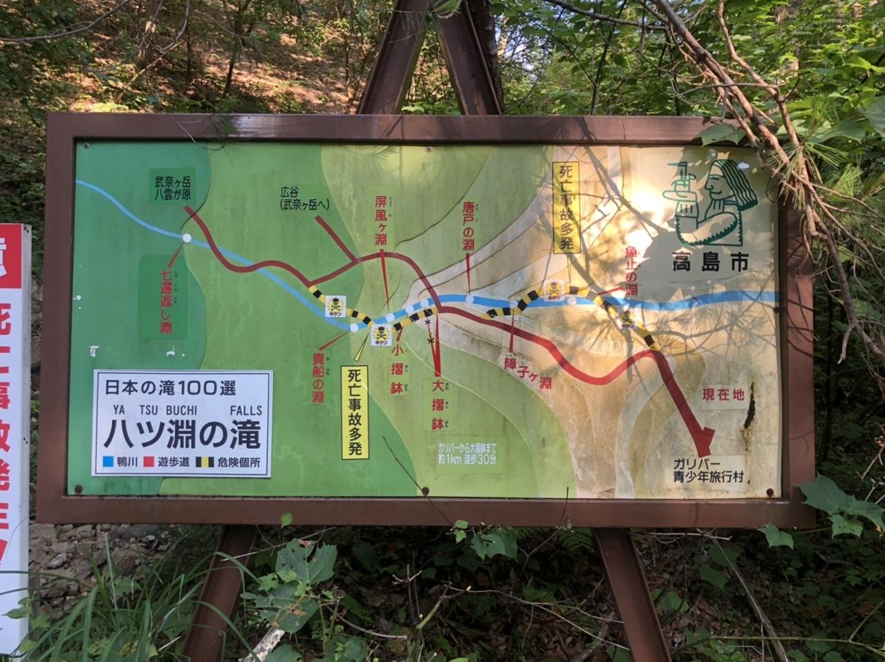 武奈ヶ岳 難関の八淵の滝ルートで攻略!_b0200358_12512937.jpeg