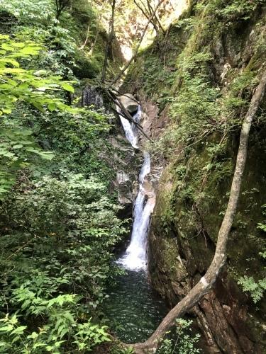 武奈ヶ岳 難関の八淵の滝ルートで攻略!_b0200358_13002673.jpeg