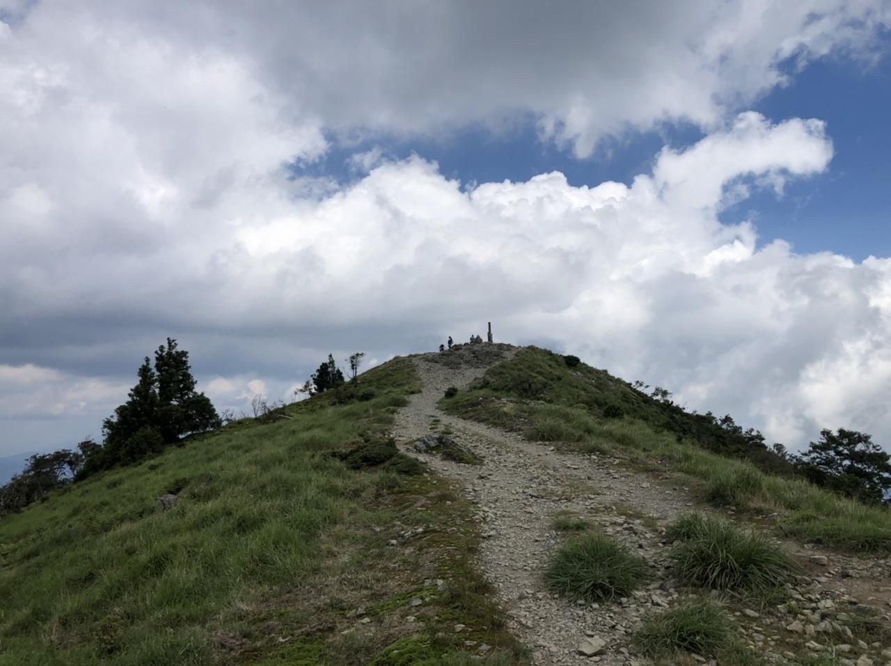 武奈ヶ岳 難関の八淵の滝ルートで攻略!_b0200358_13021649.jpeg