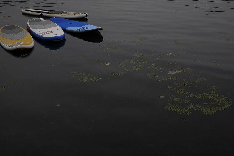 湖面漂う夏の色_b0150077_21171951.jpg