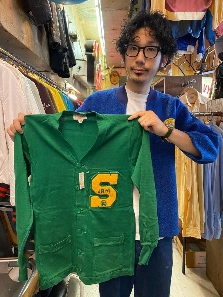 8月19日(水)マグネッツ大阪店秋物ヴィンテージ入荷日 #3 Vintage Sweat編!!Champion RunnersTag,SolidTag&Dr.Shock!!_c0078587_12460332.jpg