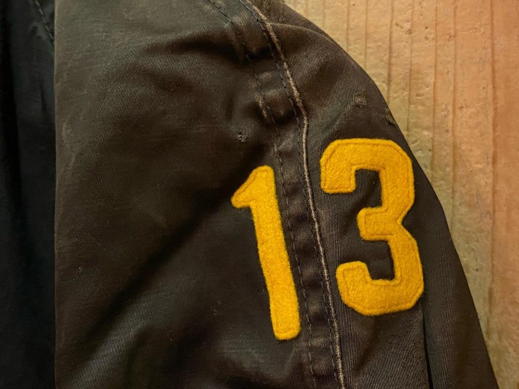 8月19日(水)マグネッツ大阪店秋物ヴィンテージ入荷日 #5 Vintage Varsity JKT編Parrt2!!ハトメ、ランタグ、ボタスタ&ベンチジャケット!!_c0078587_13194296.jpg