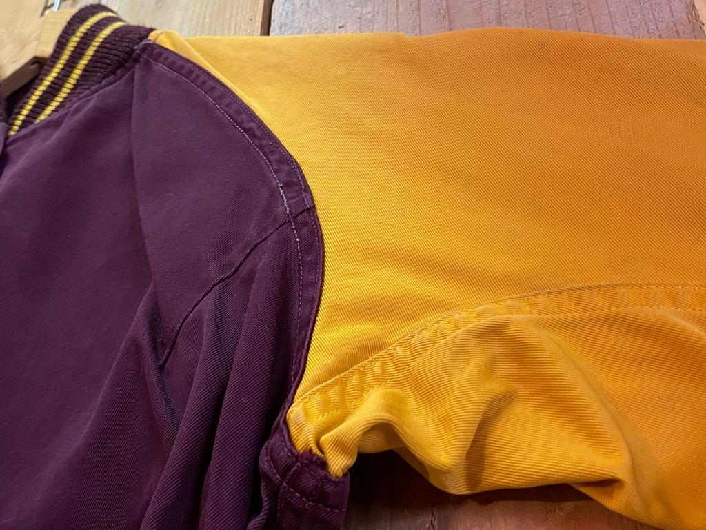 8月19日(水)マグネッツ大阪店秋物ヴィンテージ入荷日 #5 Vintage Varsity JKT編Parrt2!!ハトメ、ランタグ、ボタスタ&ベンチジャケット!!_c0078587_13393198.jpg