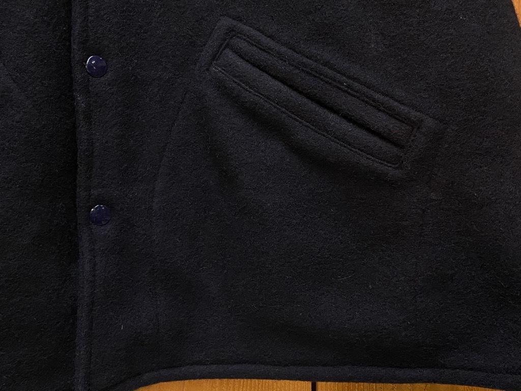 8月19日(水)マグネッツ大阪店秋物ヴィンテージ入荷日 #5 Vintage Varsity JKT編Parrt2!!ハトメ、ランタグ、ボタスタ&ベンチジャケット!!_c0078587_17082186.jpg