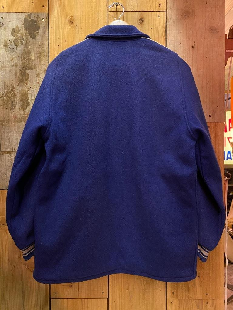 8月19日(水)マグネッツ大阪店秋物ヴィンテージ入荷日 #5 Vintage Varsity JKT編Parrt2!!ハトメ、ランタグ、ボタスタ&ベンチジャケット!!_c0078587_17343704.jpg