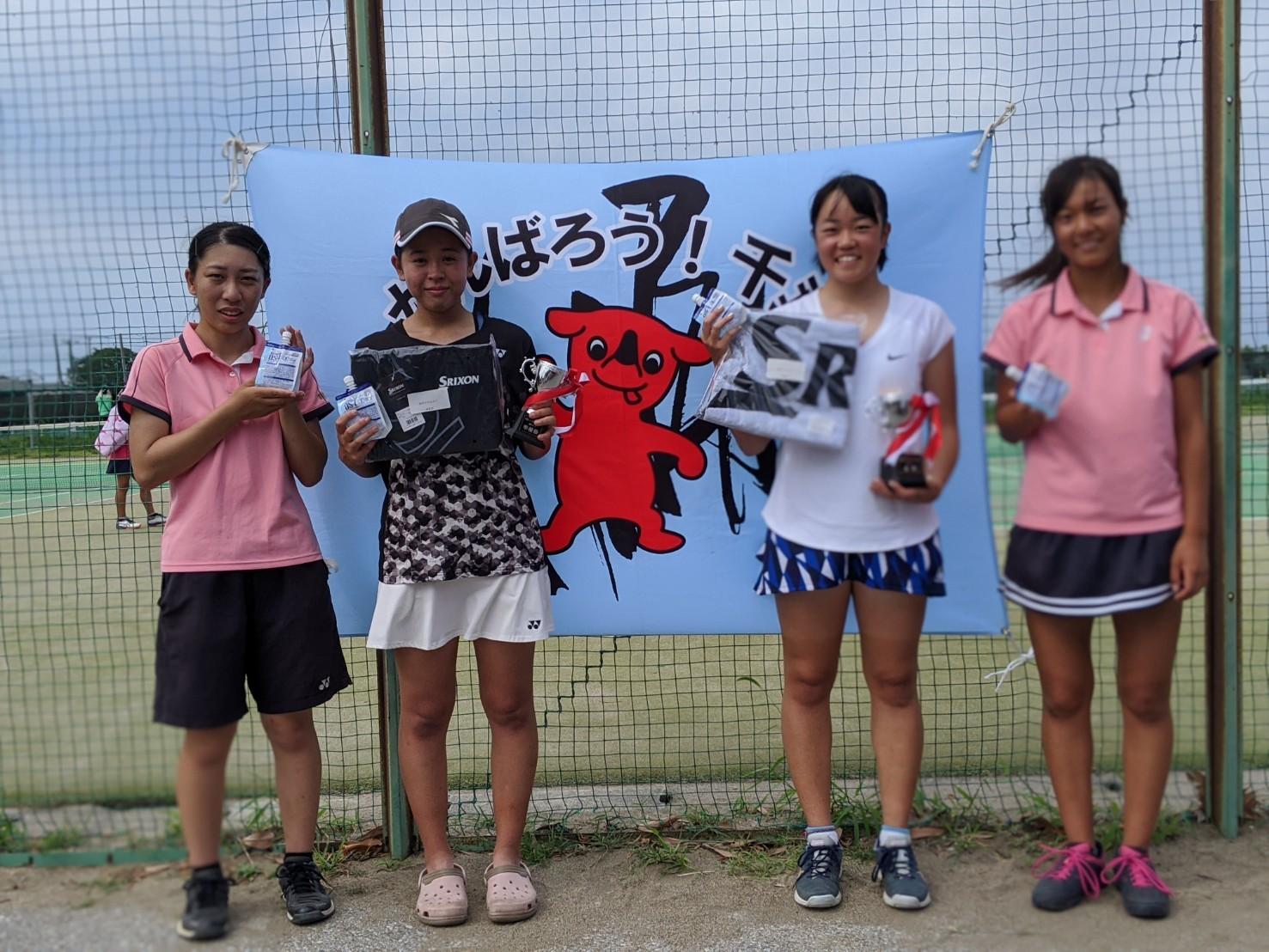 千葉ジュニアFYSカップ 本戦結果 8月16日 サニー共同コート_b0215094_21464326.jpg