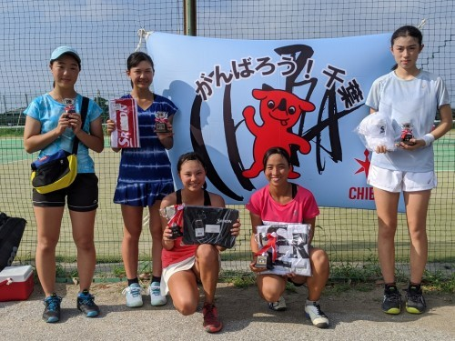 千葉ジュニアFYSカップ 本戦結果 8月16日 サニー共同コート_b0215094_21475028.jpg
