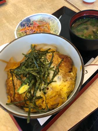 カツ丼_d0235108_20441733.jpg