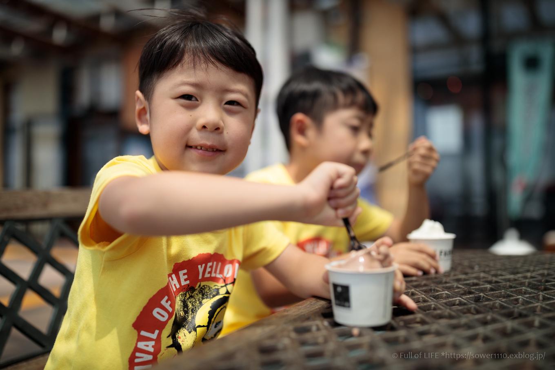 コロナ禍の夏休み アイスを食べたい!_c0369219_07074858.jpg