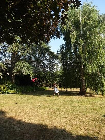 (例外的に)天気の良かった夏のノルマンディ_f0194446_18505238.jpg