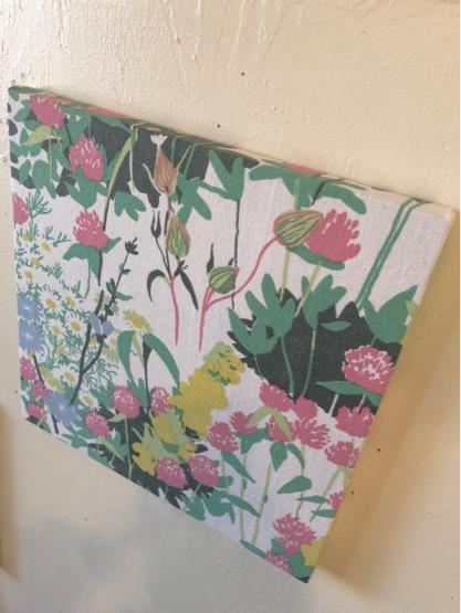 vintage fabric panel (SWEDEN)_c0139773_14530040.jpg