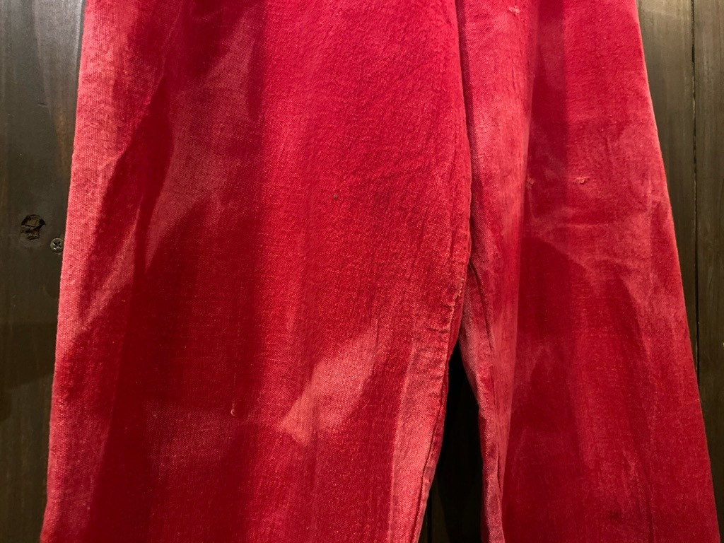 マグネッツ神戸店 経年の雰囲気を楽しむヴィンテージワークパンツ!!!_c0078587_13043454.jpg