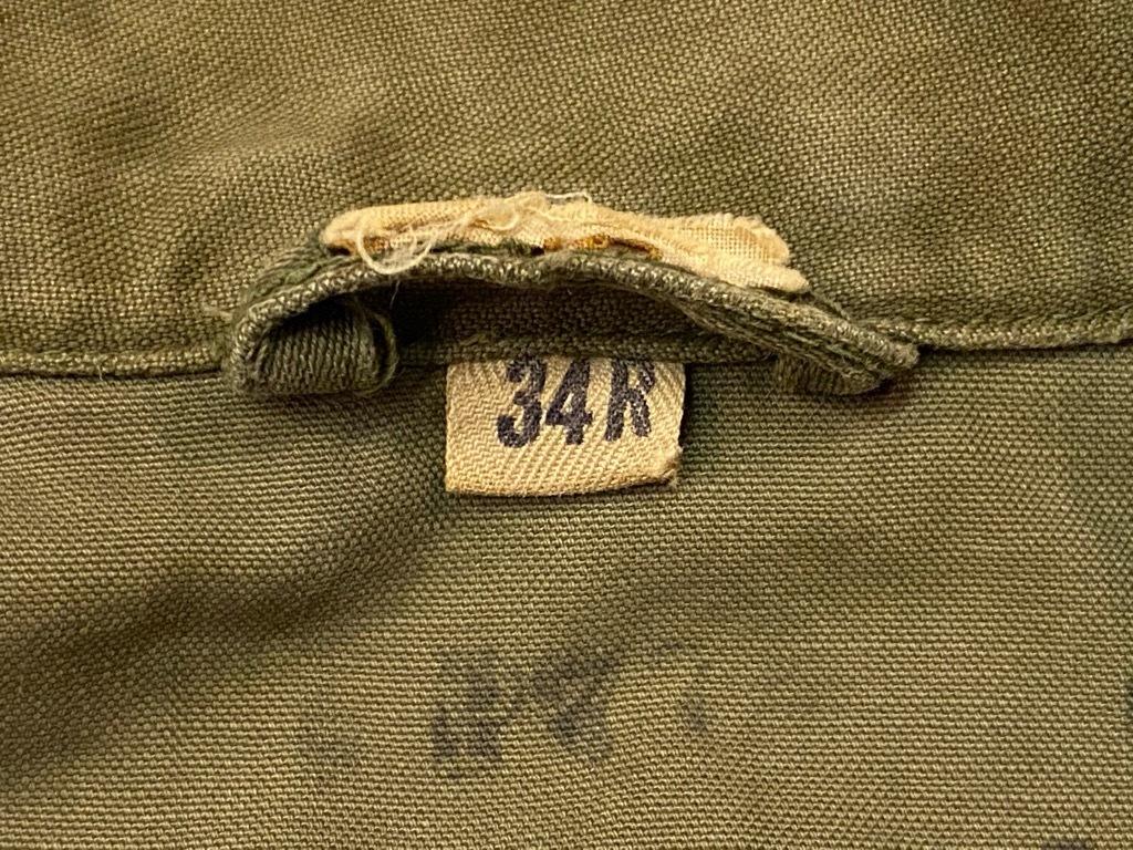 8月19日(水)マグネッツ大阪店秋物ヴィンテージ入荷日 #7 U.S.Military Part 2!! M-43,50,51 Field JKT!!_c0078587_21472411.jpg
