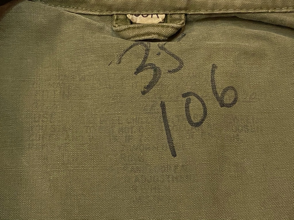 8月19日(水)マグネッツ大阪店秋物ヴィンテージ入荷日 #7 U.S.Military Part 2!! M-43,50,51 Field JKT!!_c0078587_21474346.jpg