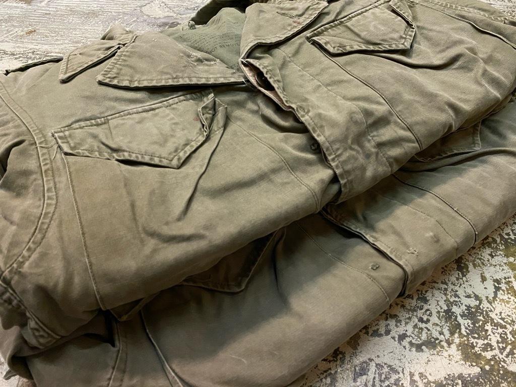 8月19日(水)マグネッツ大阪店秋物ヴィンテージ入荷日 #7 U.S.Military Part 2!! M-43,50,51 Field JKT!!_c0078587_21500164.jpg