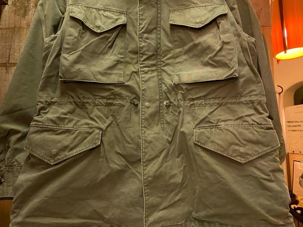 8月19日(水)マグネッツ大阪店秋物ヴィンテージ入荷日 #7 U.S.Military Part 2!! M-43,50,51 Field JKT!!_c0078587_21542733.jpg