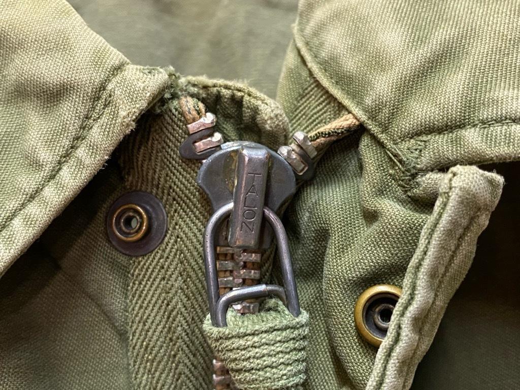 8月19日(水)マグネッツ大阪店秋物ヴィンテージ入荷日 #7 U.S.Military Part 2!! M-43,50,51 Field JKT!!_c0078587_21591528.jpg