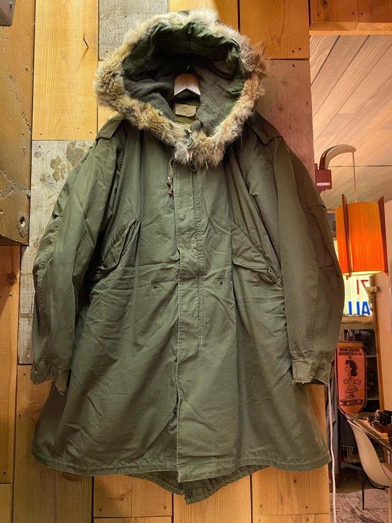 8月19日(水)マグネッツ大阪店秋物ヴィンテージ入荷日 #8 U.S.Military Part 3!! M-51 FishtailParka,M-41 SnowParka&M-43 Modified_c0078587_22053387.jpg