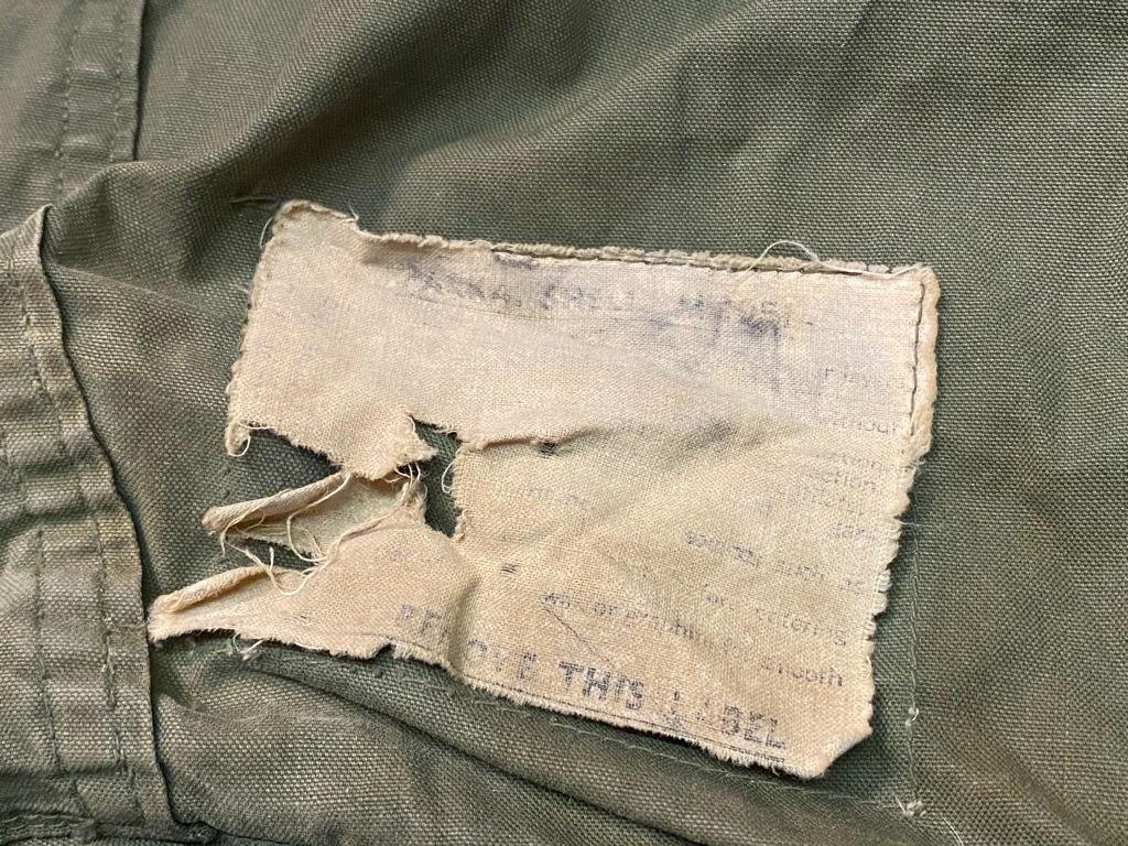 8月19日(水)マグネッツ大阪店秋物ヴィンテージ入荷日 #8 U.S.Military Part 3!! M-51 FishtailParka,M-41 SnowParka&M-43 Modified_c0078587_22061032.jpg