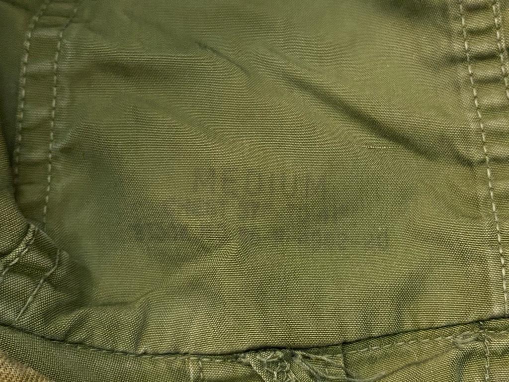8月19日(水)マグネッツ大阪店秋物ヴィンテージ入荷日 #8 U.S.Military Part 3!! M-51 FishtailParka,M-41 SnowParka&M-43 Modified_c0078587_22111120.jpg
