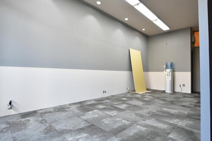 美容院の内装工事 1_c0068695_18194144.jpg