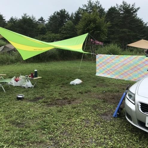ソロキャンデビュー(カンパーニャ嬬恋キャンプ場)...その2_b0026543_10311642.jpg