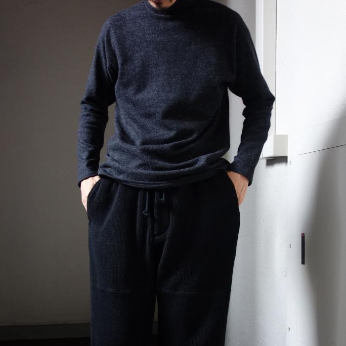 10月の製作 / DA woolknit highneck longsleeve_e0130546_15250150.jpg