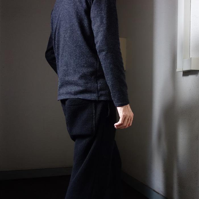 10月の製作 / DA woolknit highneck longsleeve_e0130546_15253782.jpg