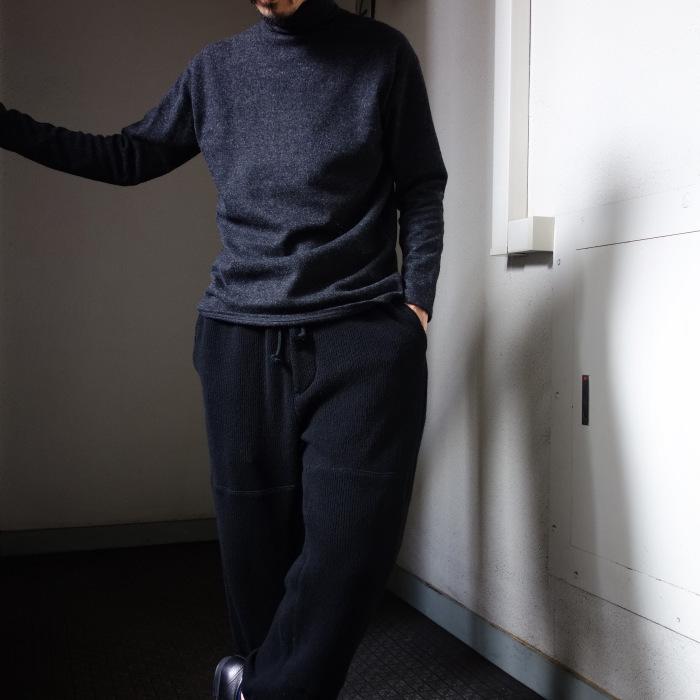 10月の製作 / DA woolknit highneck longsleeve_e0130546_15261254.jpg
