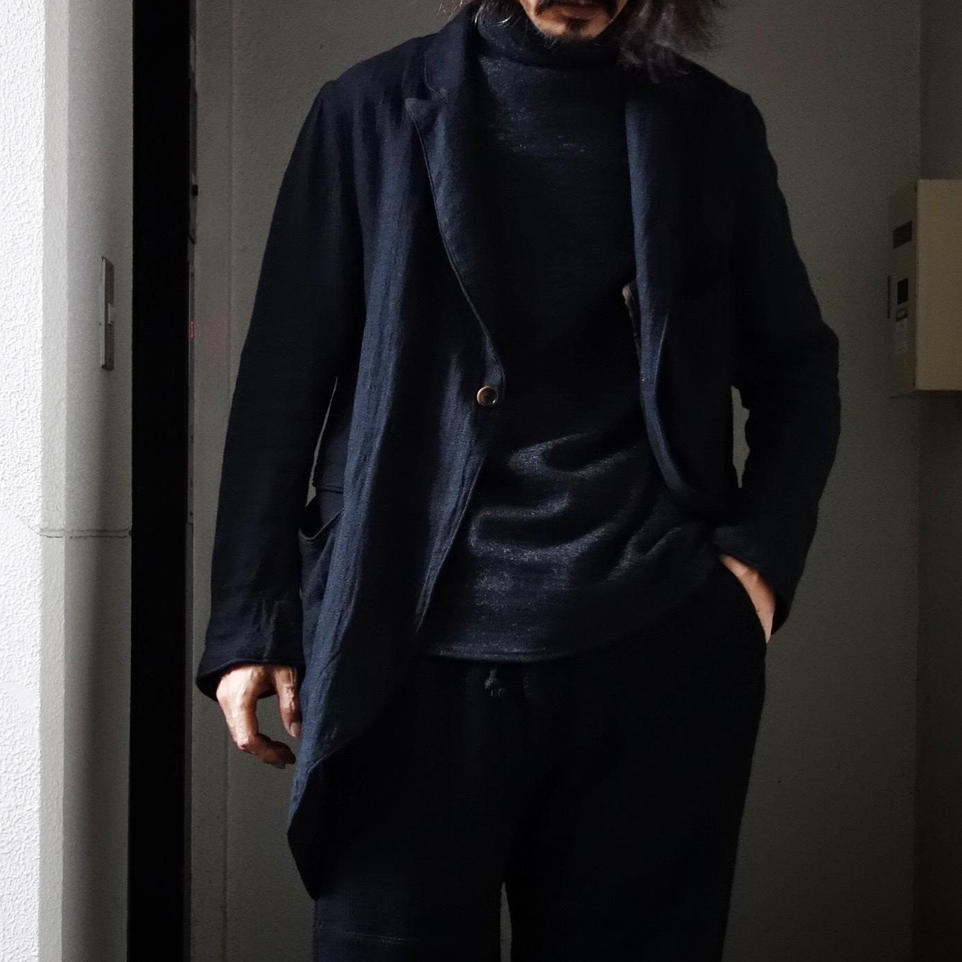 10月の製作 / DA woolknit highneck longsleeve_e0130546_16293559.jpg