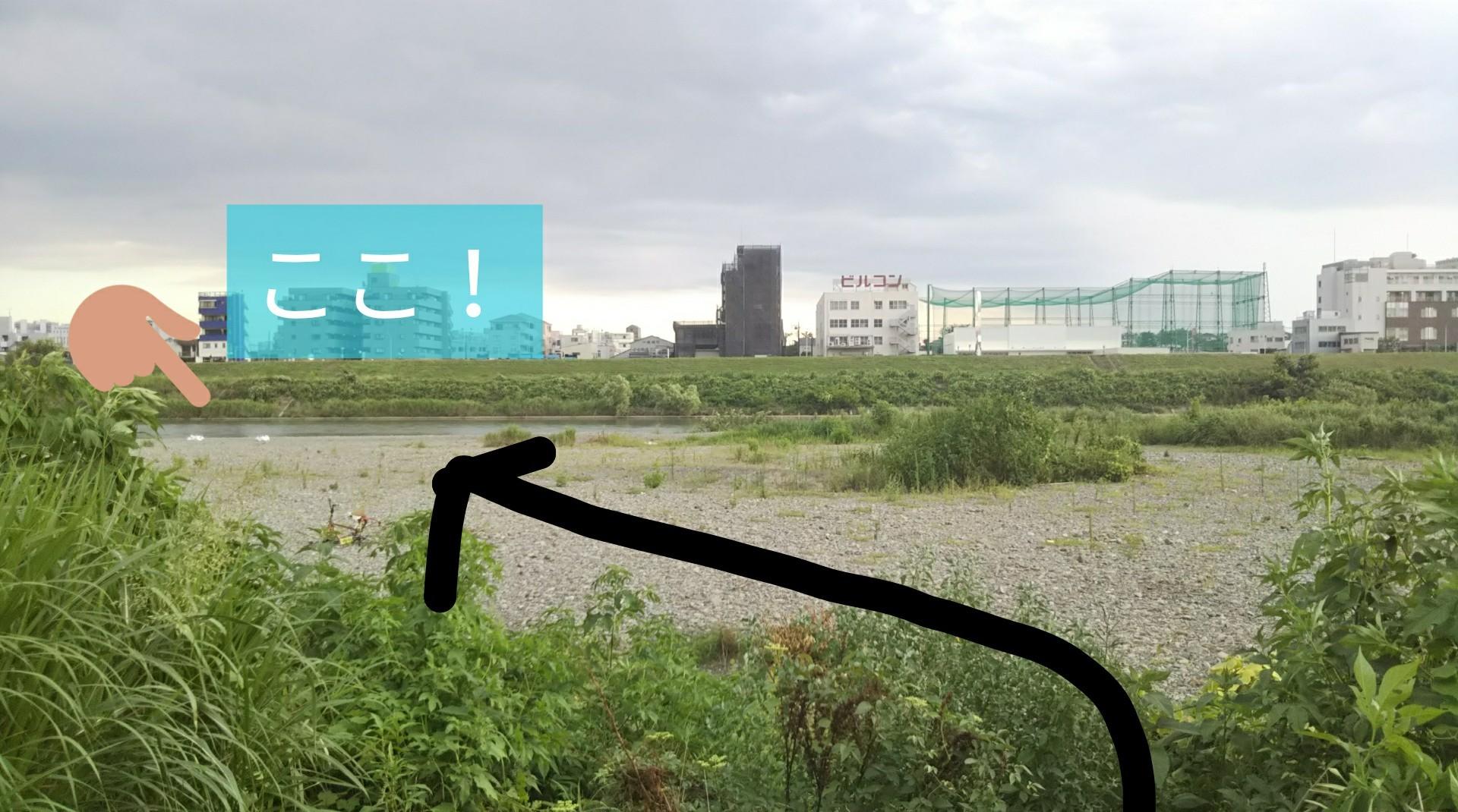 【川あそび】開催場所までの道のり(2020)_c0120851_14073624.jpg