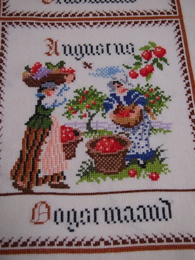 """""""オランダの12ヶ月"""" 8月①♪ _a0143686_15134361.jpg"""