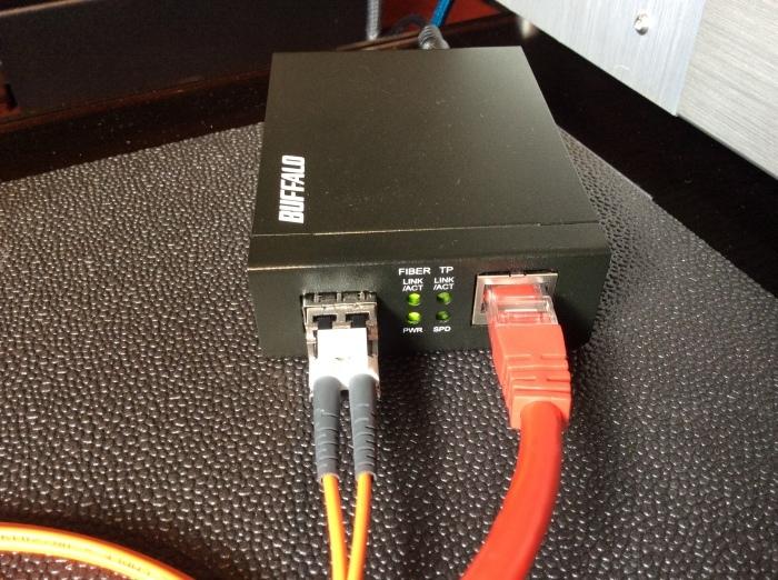DELA の光アイソレーション OP-S100 を試しました。_b0292692_16003392.jpg