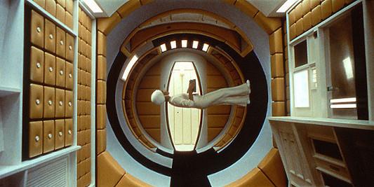 CINEMA 2001:A Space Odyssey 『2001年宇宙の旅』_b0055196_17170975.jpg