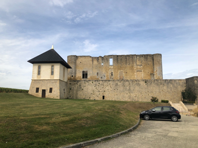 Bordeaux France september 2019 ⑧ Sauternes chateau de Fargues_a0036499_21562790.jpg