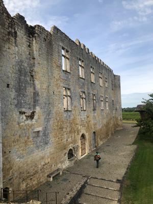 Bordeaux France september 2019 ⑧ Sauternes chateau de Fargues_a0036499_21562886.jpg
