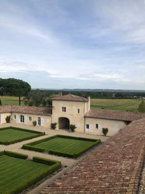 Bordeaux France september 2019 ⑧ Sauternes chateau de Fargues_a0036499_22294976.jpg