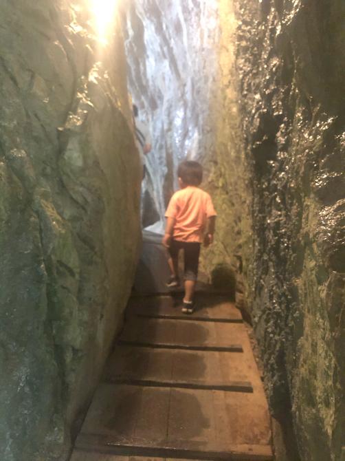 帝釈峡とお蕎麦屋さんでの不思議体験。_e0319202_19561220.jpg