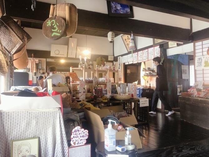 帝釈峡とお蕎麦屋さんでの不思議体験。_e0319202_20452069.jpeg