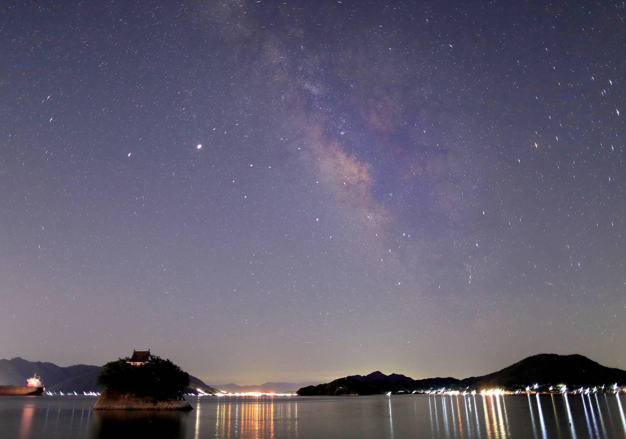 """瀬戸の """"天の川銀河"""" そのⅣ_a0140608_07385199.jpg"""