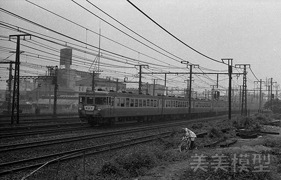 半世紀前のネガシートから 東神奈川駅周辺_d0110009_12200402.jpg
