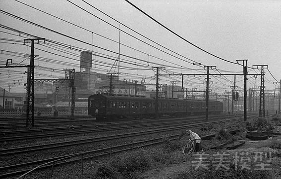 半世紀前のネガシートから 東神奈川駅周辺_d0110009_12203387.jpg