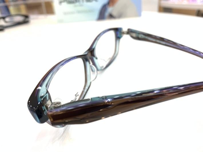 特許取得のフレームプラスミックス入荷しました メガネのノハラ 京都ファミリー店_f0349114_15332907.jpeg