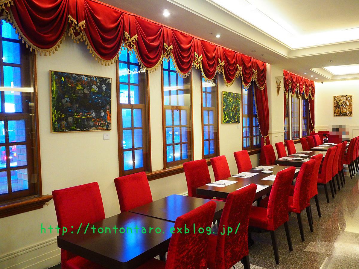 生まれ変わった台北城大飯店の二階「大稻埕風味餐廳 」のお値打ち感は異常_a0112888_03592978.jpg