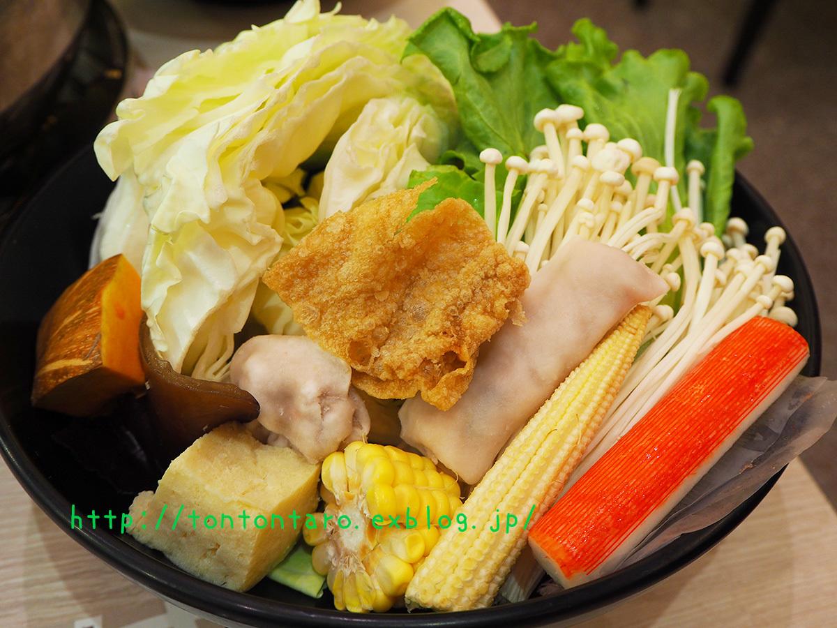 生まれ変わった台北城大飯店の二階「大稻埕風味餐廳 」のお値打ち感は異常_a0112888_04191661.jpg