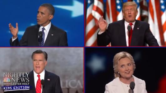 米大統領選に向けた民主党全国大会、子ども向けニュース(NBC Nightly News Kids Edition)はどう報じたか?_b0007805_22530235.jpg