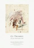 Cy Twombly: 展覧会 ポスター_c0214605_19085272.jpg