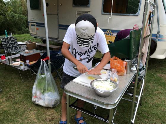 夏キャンプ 2020_a0210340_19333269.jpg