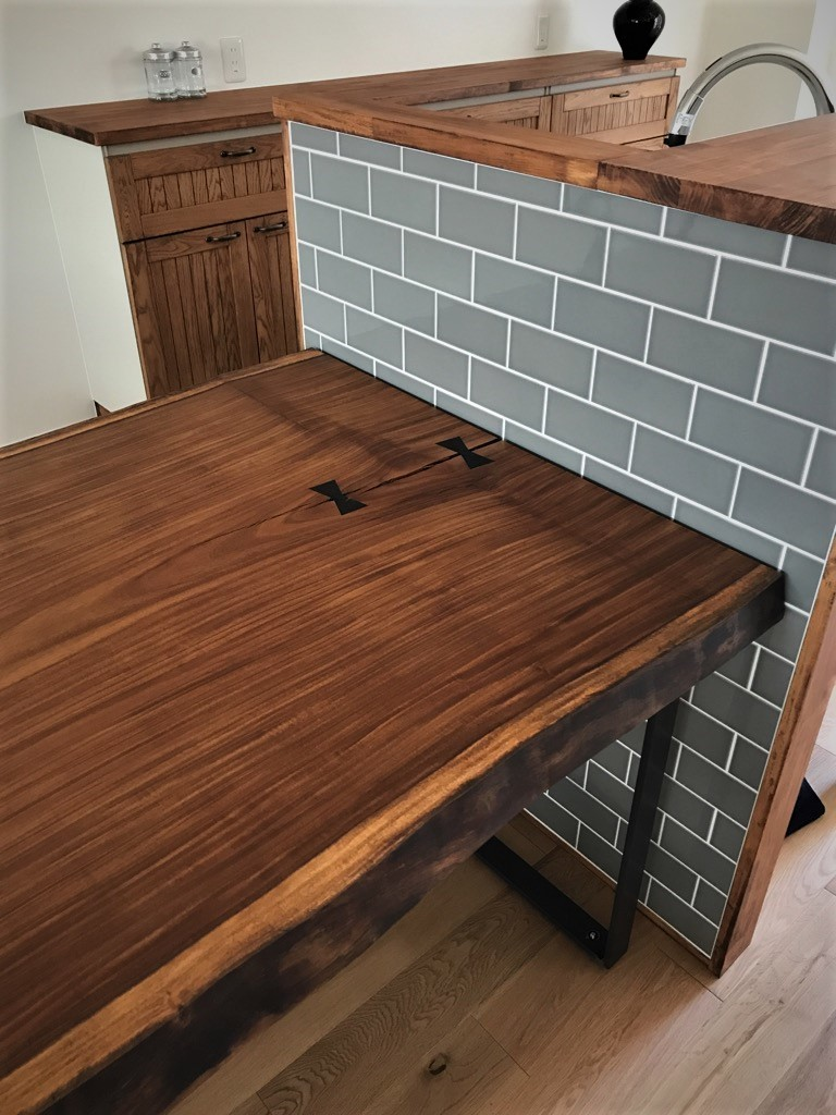 アサメラ 一枚板天板テーブル_e0156341_07030994.jpg