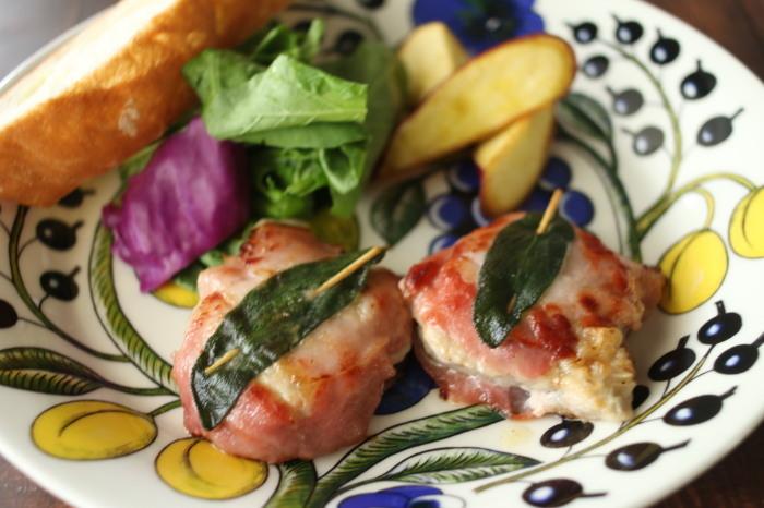 今週のお料理レッスンは、イタリア料理です。_c0162653_16064764.jpg
